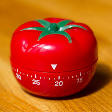See this thing really is a tomato!