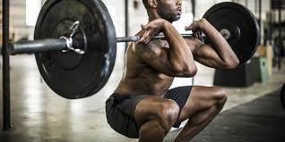 """The front squat is a """"BIG LIFT"""""""