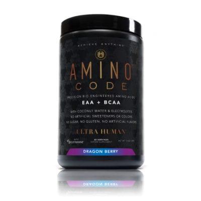 Our preferred brand of amino acids