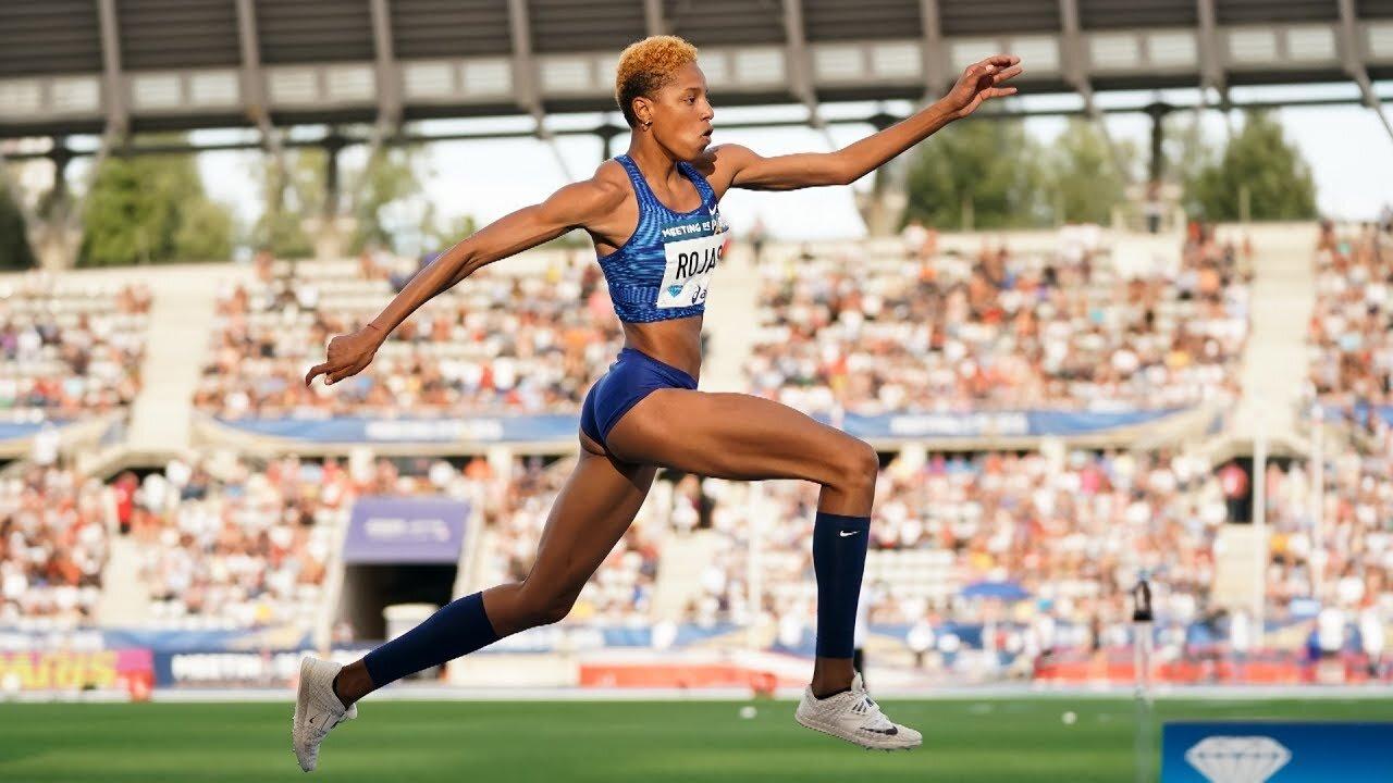 2019 Triple Jump Champion Yulimar Rosas