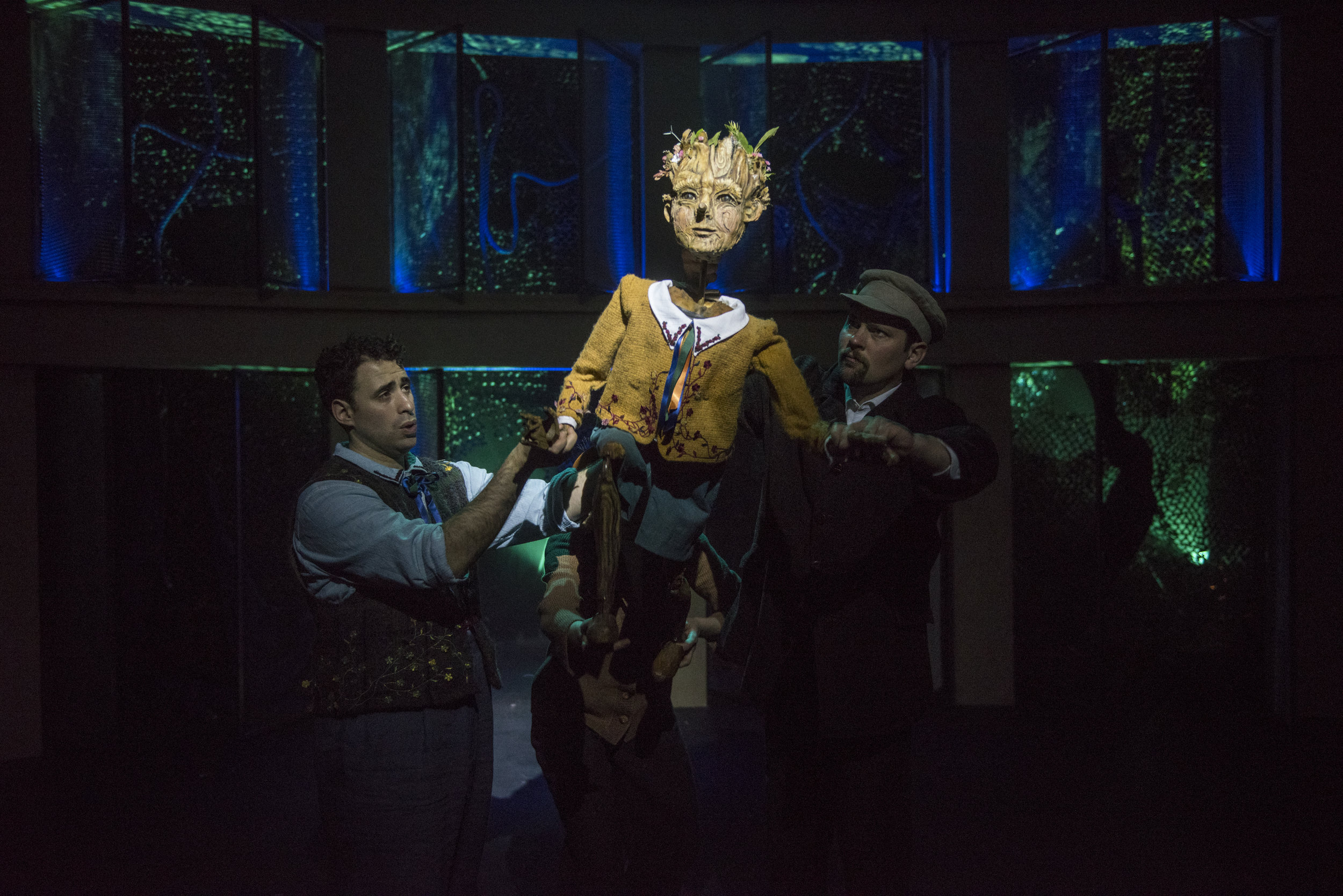 Pinocchio — The House Theatre of Chicago