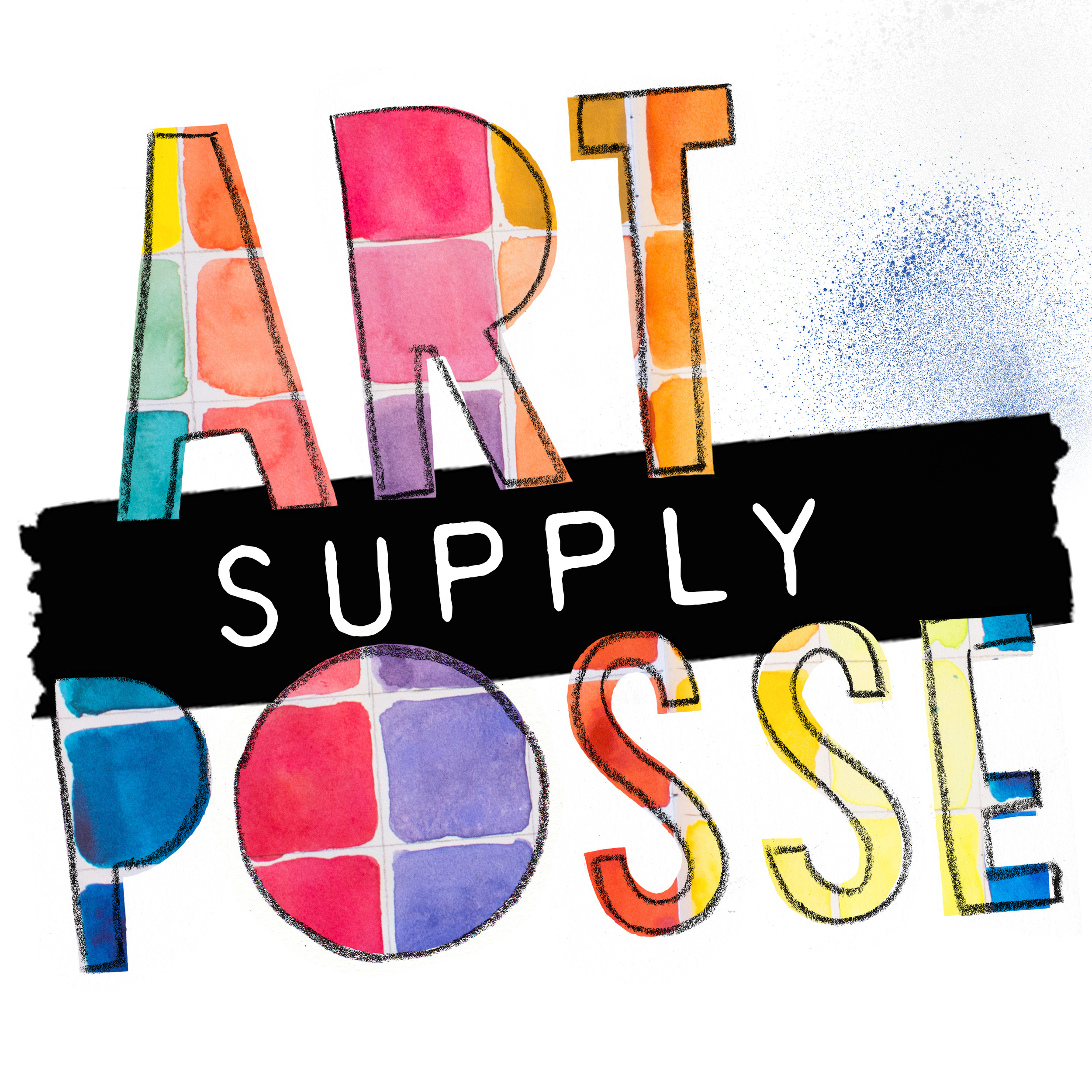 Image courtesy of Art Supply Posse