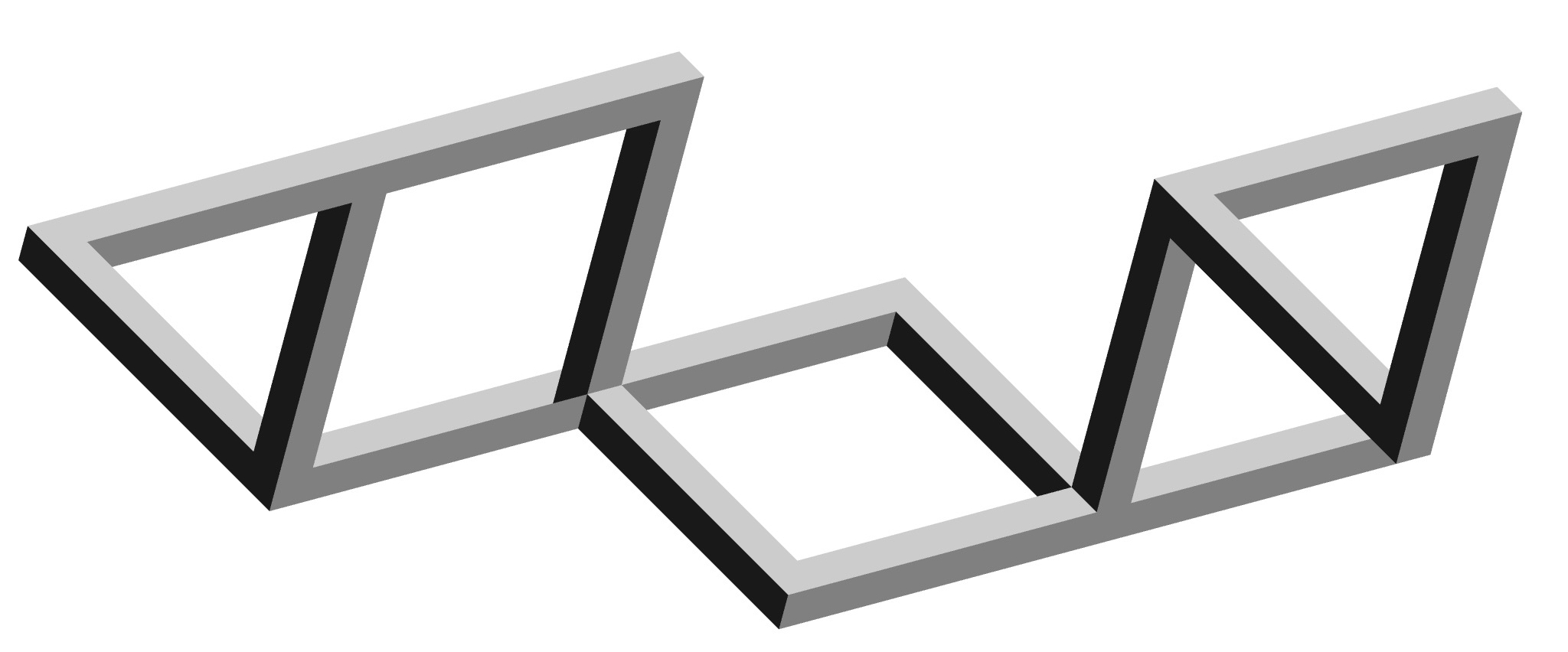 Impossible object created in  Isometric