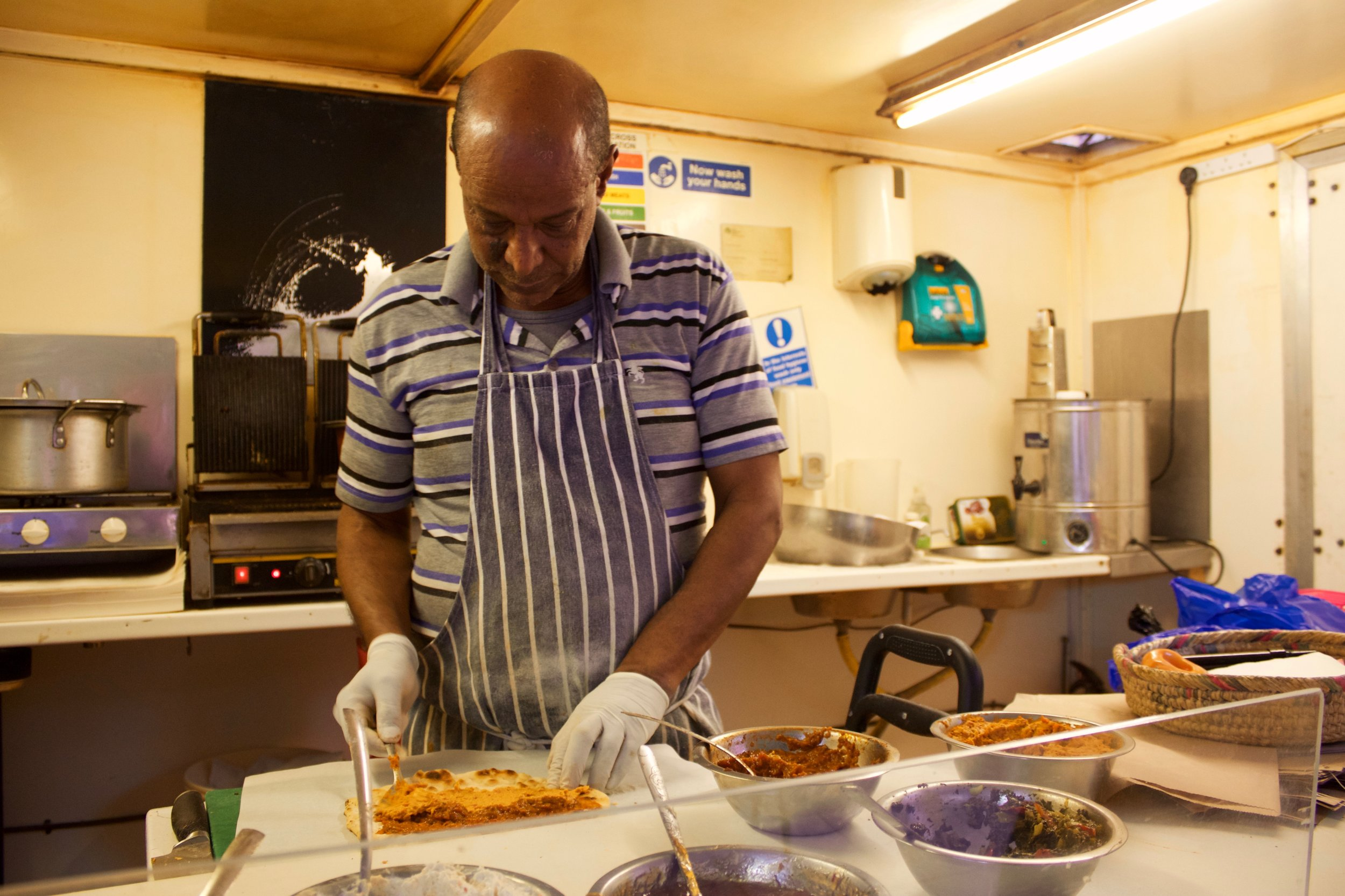 Salas Peckham Food Truck