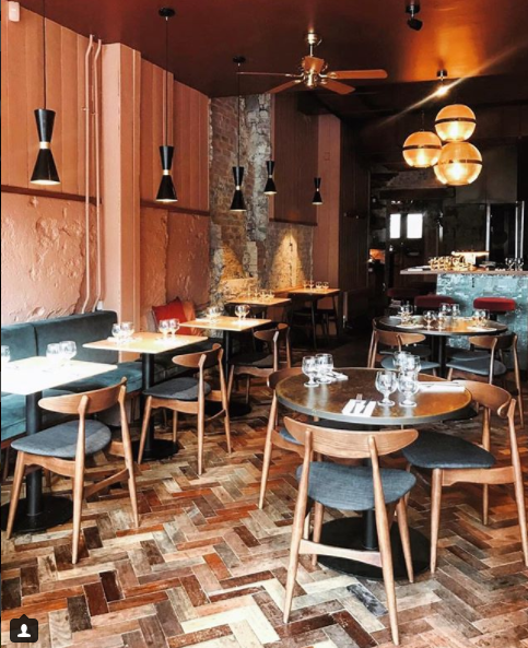 Kudu restaurant, image: @kudurestaurant