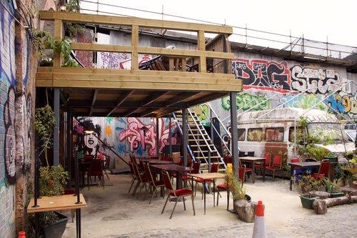 Yada's Kurdish restaurant in Peckham