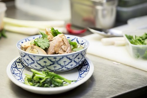 The Begging Bowl Thai restaurant. Image; The begging bowl