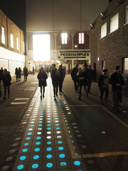 Peckhamplex screens blockbuster movies as well as independent films