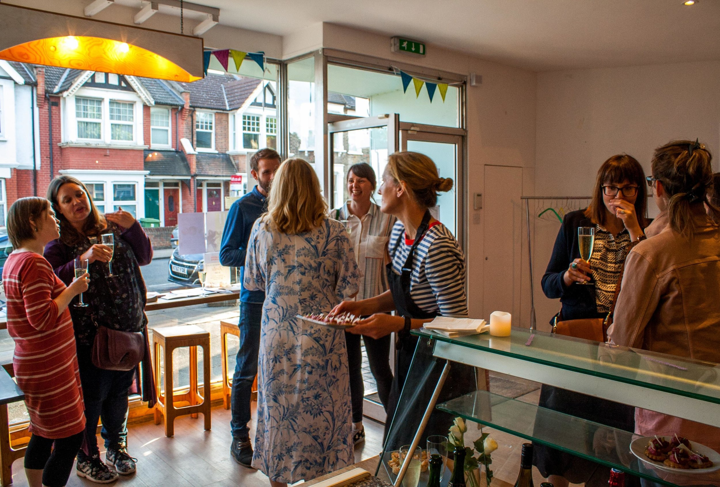 Creative events venue in Nunhead, South East London