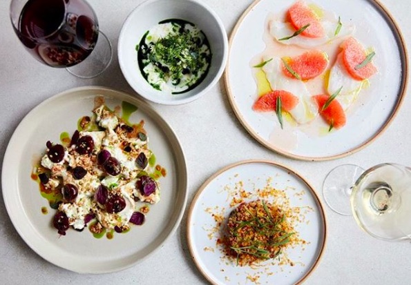 New Peckham restaurant Levan opens this October. Image; @levanlondon