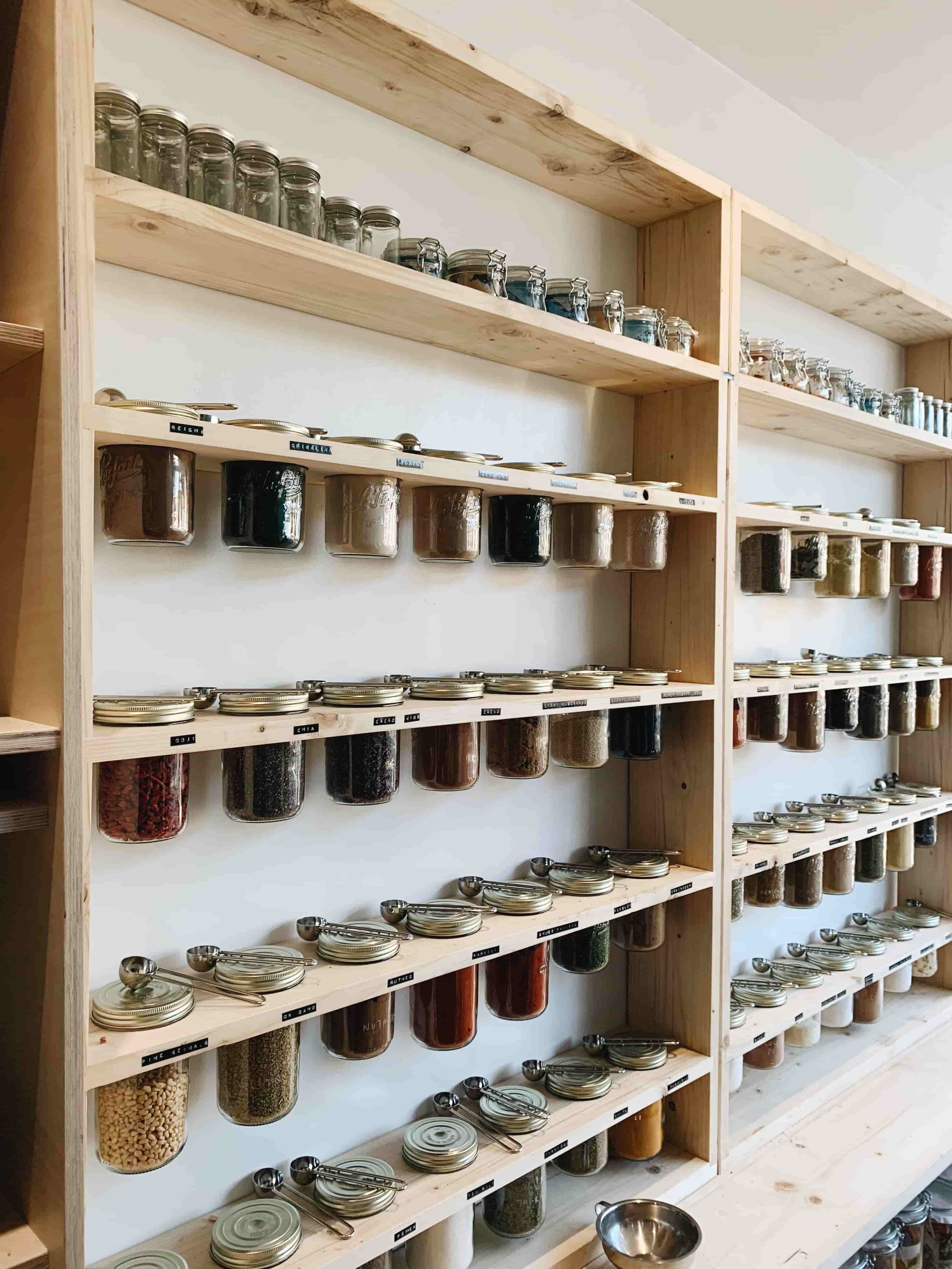 Bring Your Own; the new zero-waste London store in Nunhead
