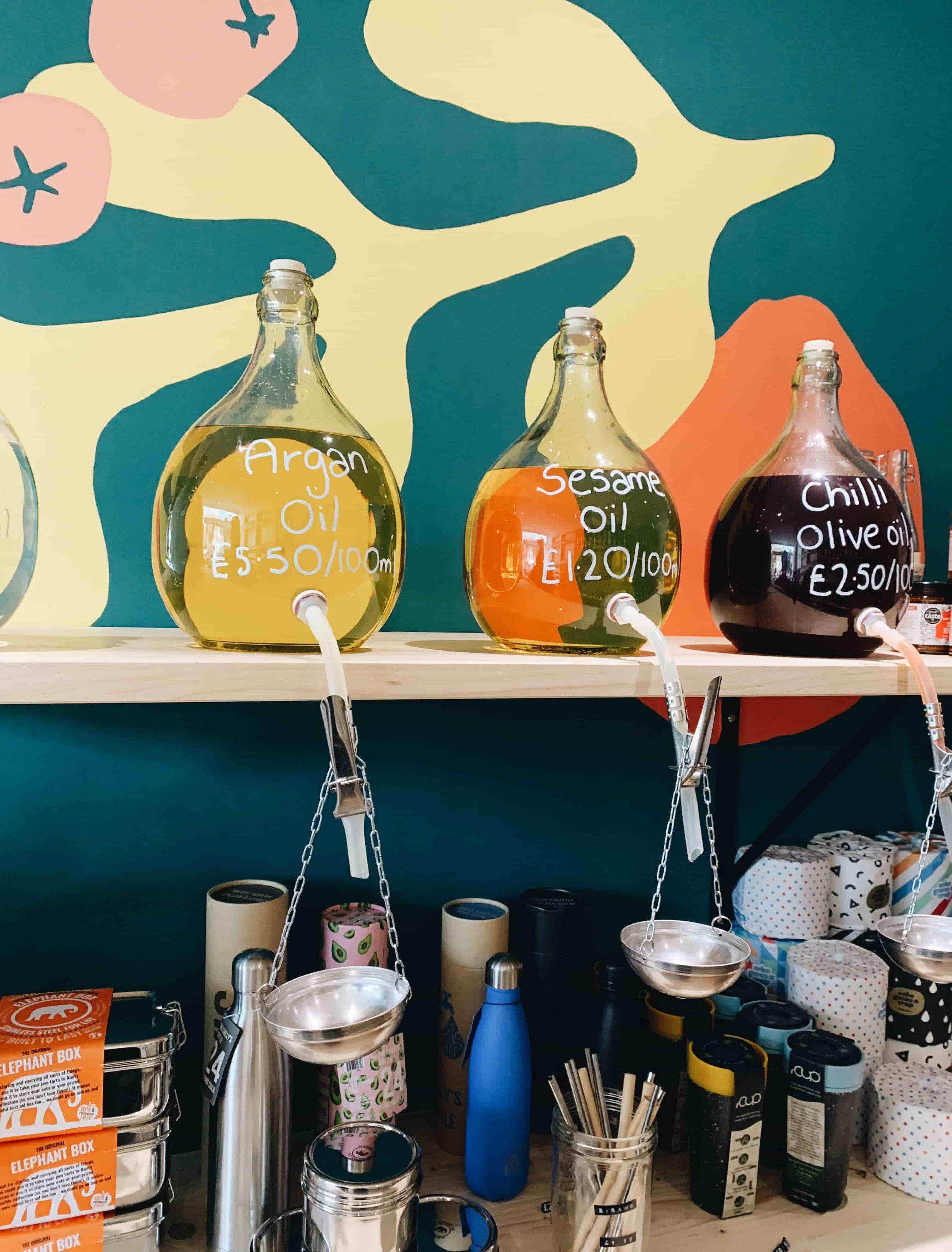 The new plastic free shop in Nunhead