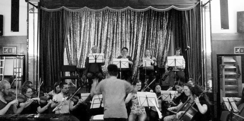 Peckham-orchestra