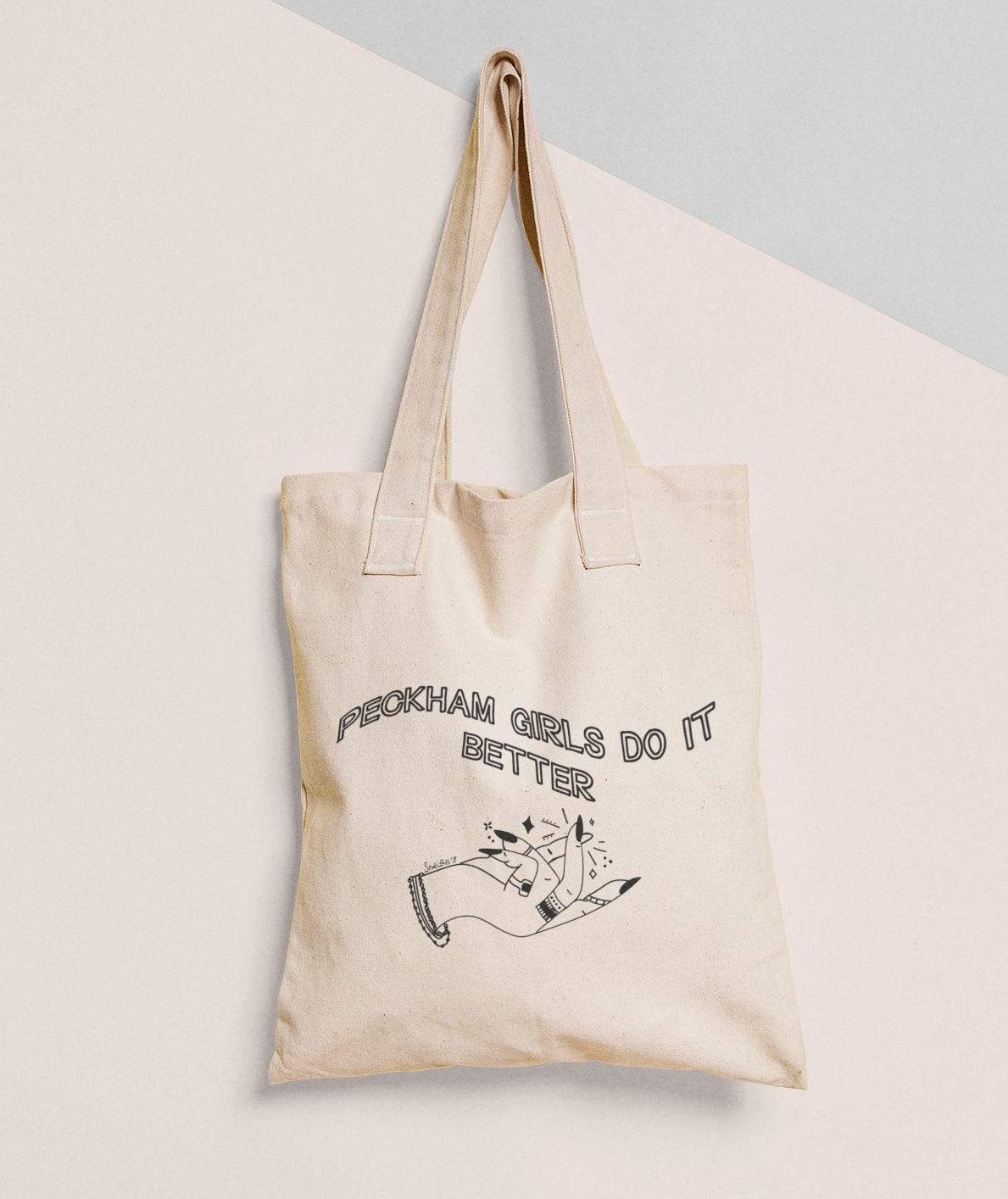 Peckham Girls Tote bag - £12.99 -