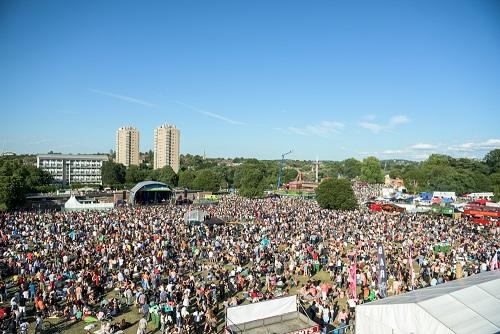 Lambeth country festival. Image credit: Lambeth Country festival