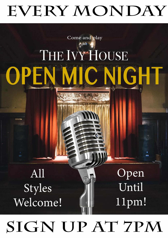 open-mic-night-the-ivy-pub