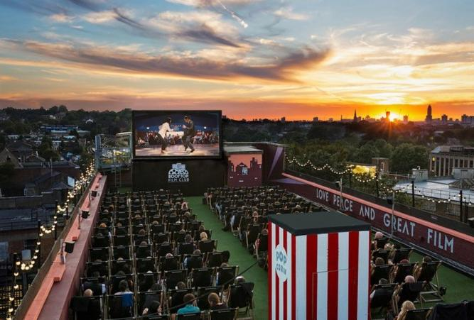 Peckham Film Club is back for the summer! -