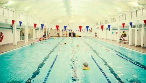 Dulwich Leisure centre. Image: Everyoneactive.com