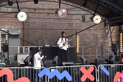 Peckham festival! image cred:  https://www.peckhamfestival.org/2018-festival/