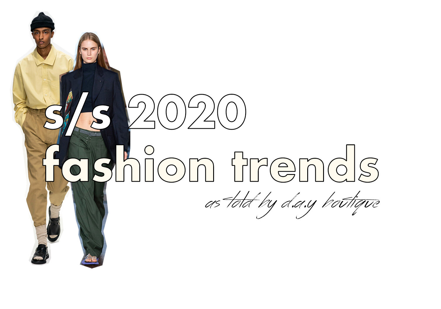 ss2020 fashion trends