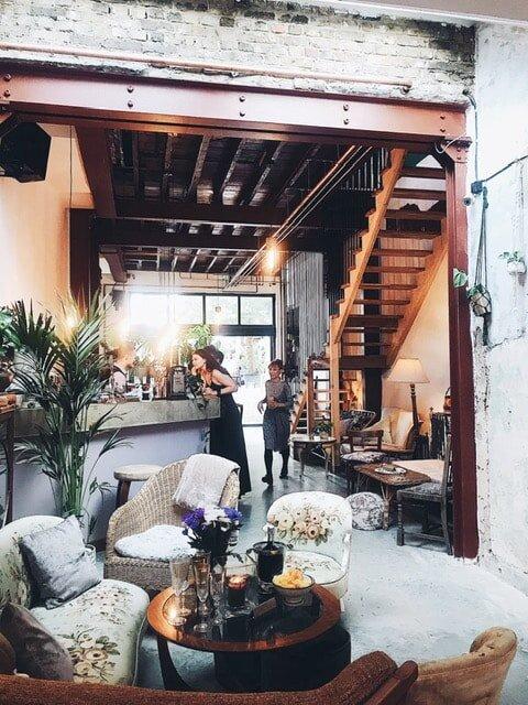 Zapoi Peckham bar: Image SouthEast15