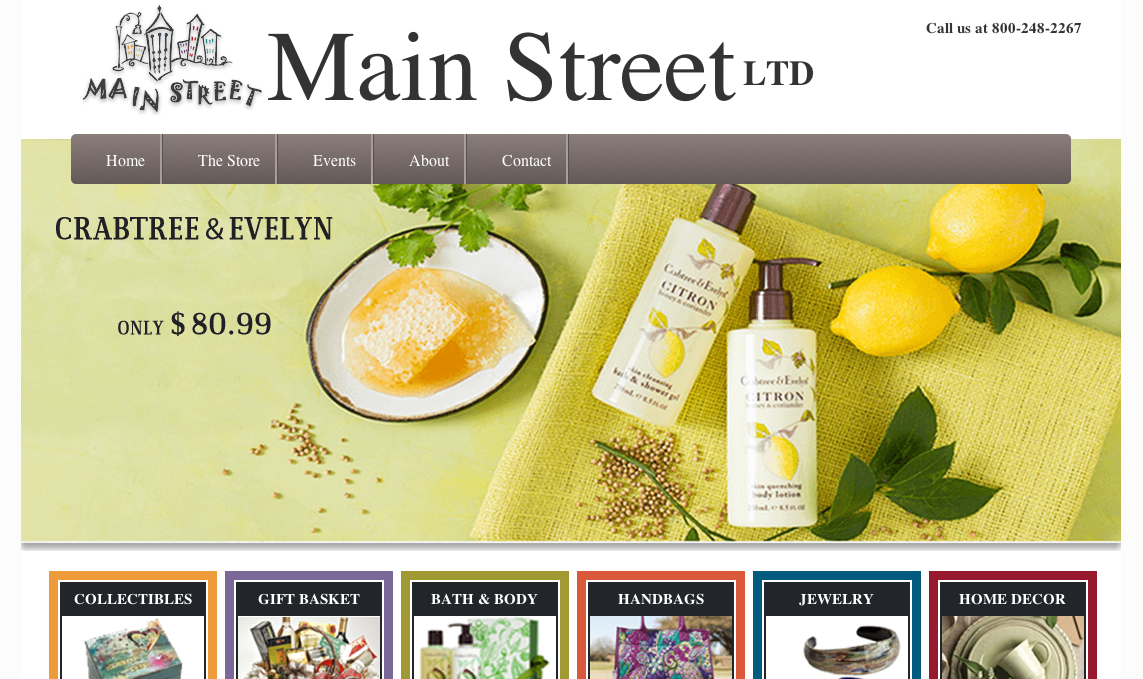 Main Street Ltd.