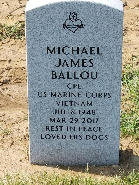 Michael James Ballou