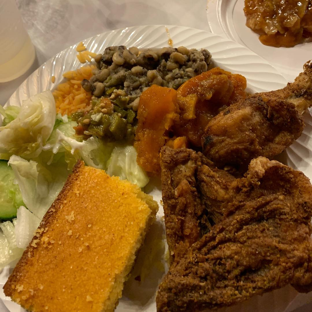 Soul food!