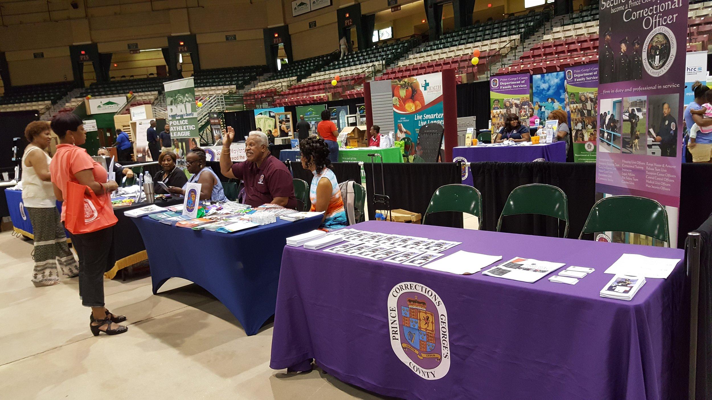 Exhibitor & Vendor Showcase