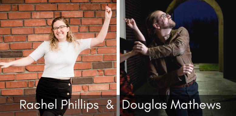 Breakaway teachers - Rachel Phillips & Douglas Mathews