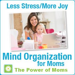 Mind Organization for Moms