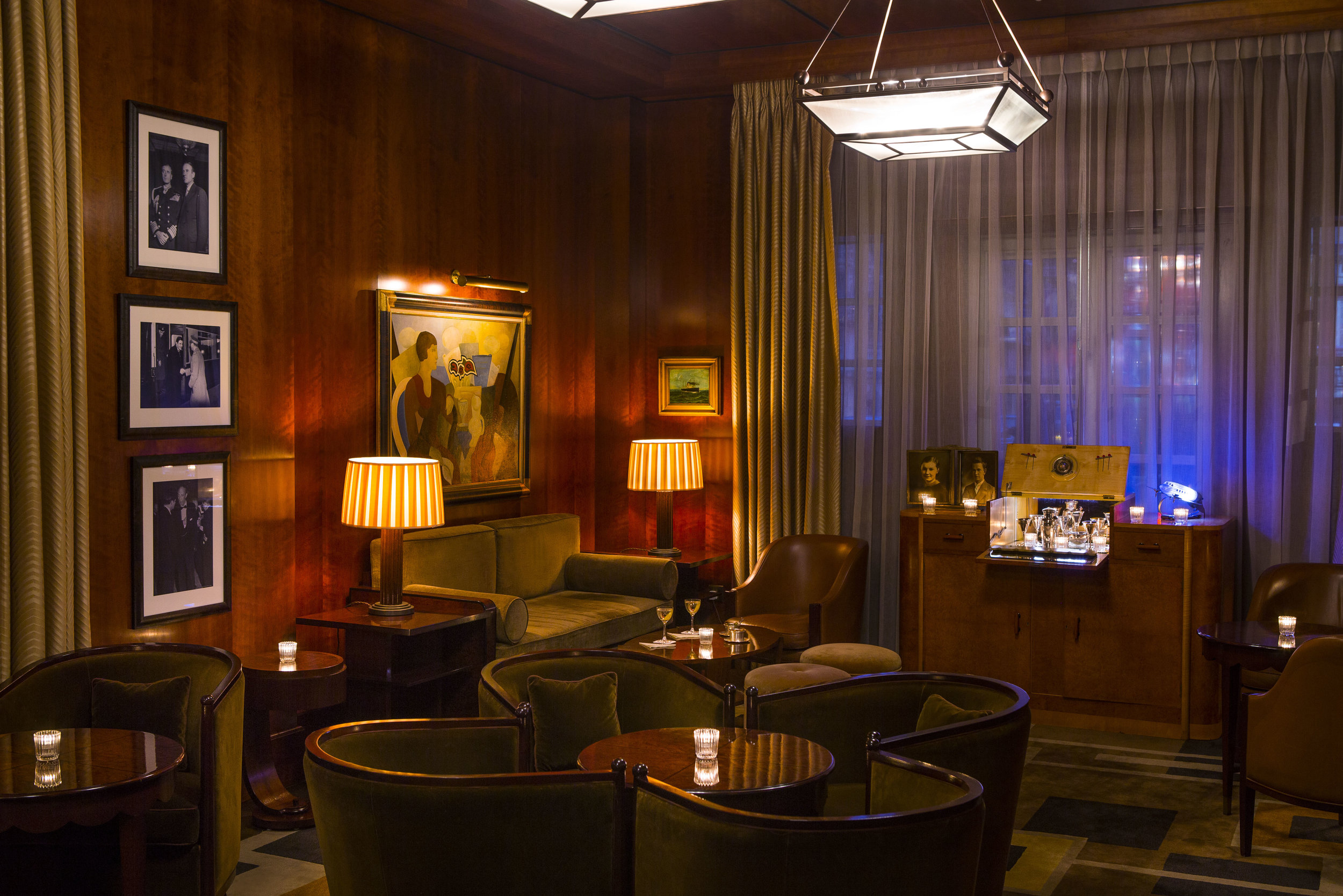 It doesn't get any chicer than your very own private club