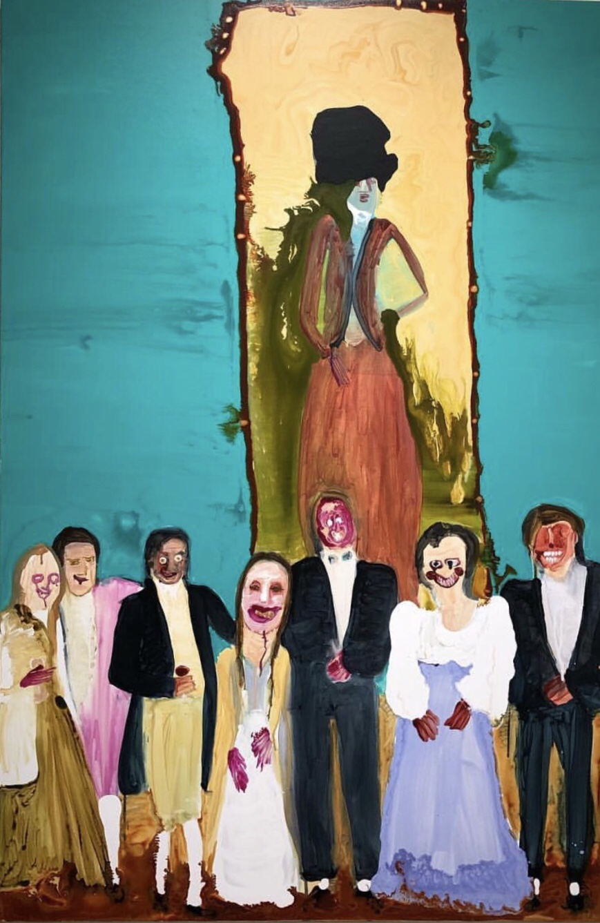 Genieve Giggis, Arty Party