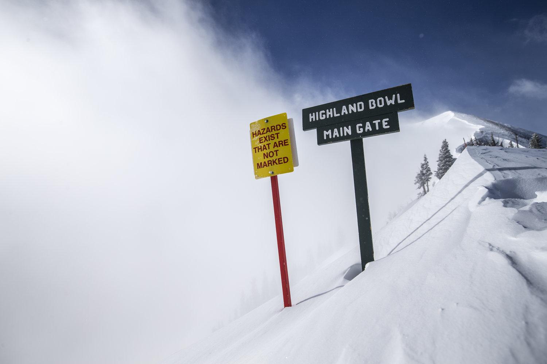 highland bowl aspen skiing company