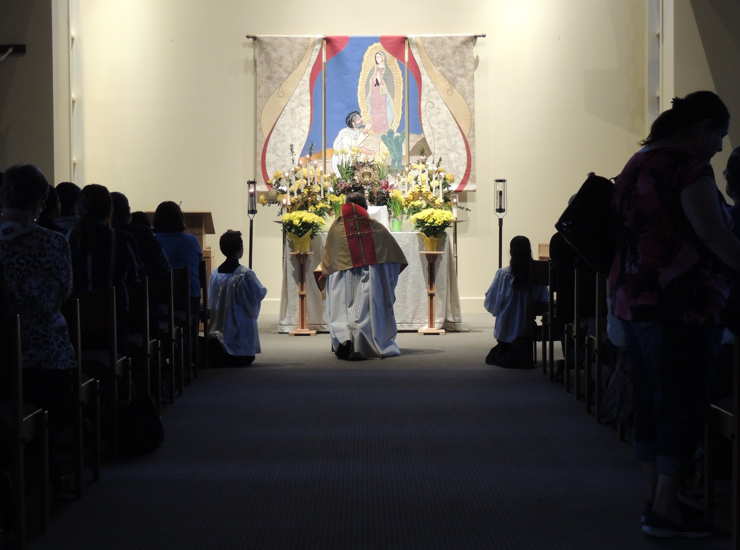 Holy Thursday Adoration 2019.JPG