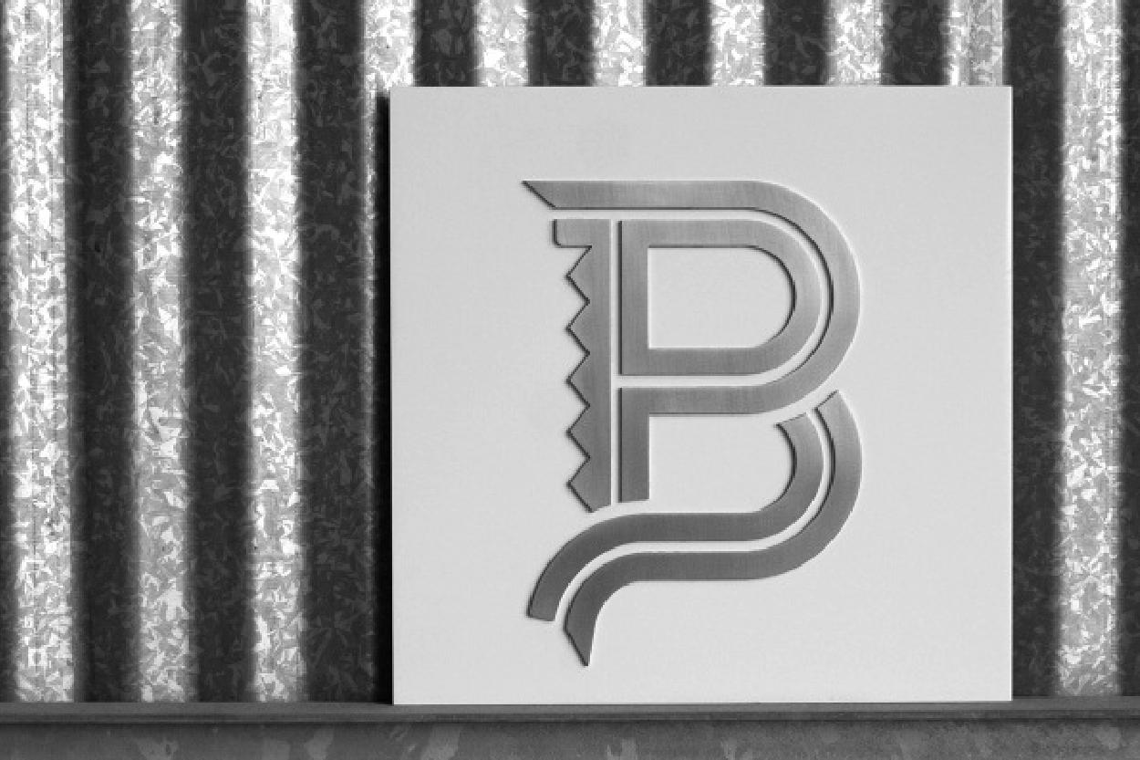 Blue Poblano: Branding / Logo