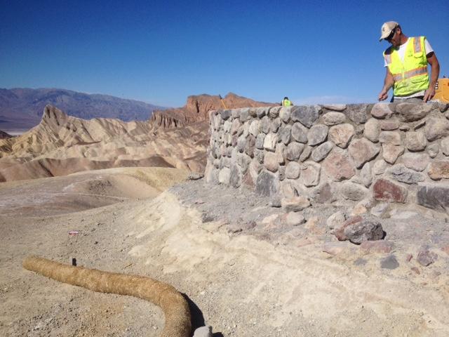 Historical Rock Wall Reconstruct.JPG