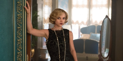 Christina Ricci as Zelda Fitzgerald in Z: The Beginning of Everything