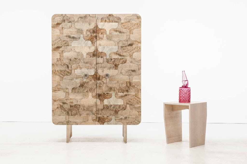 Taos Armoire by TOKEN