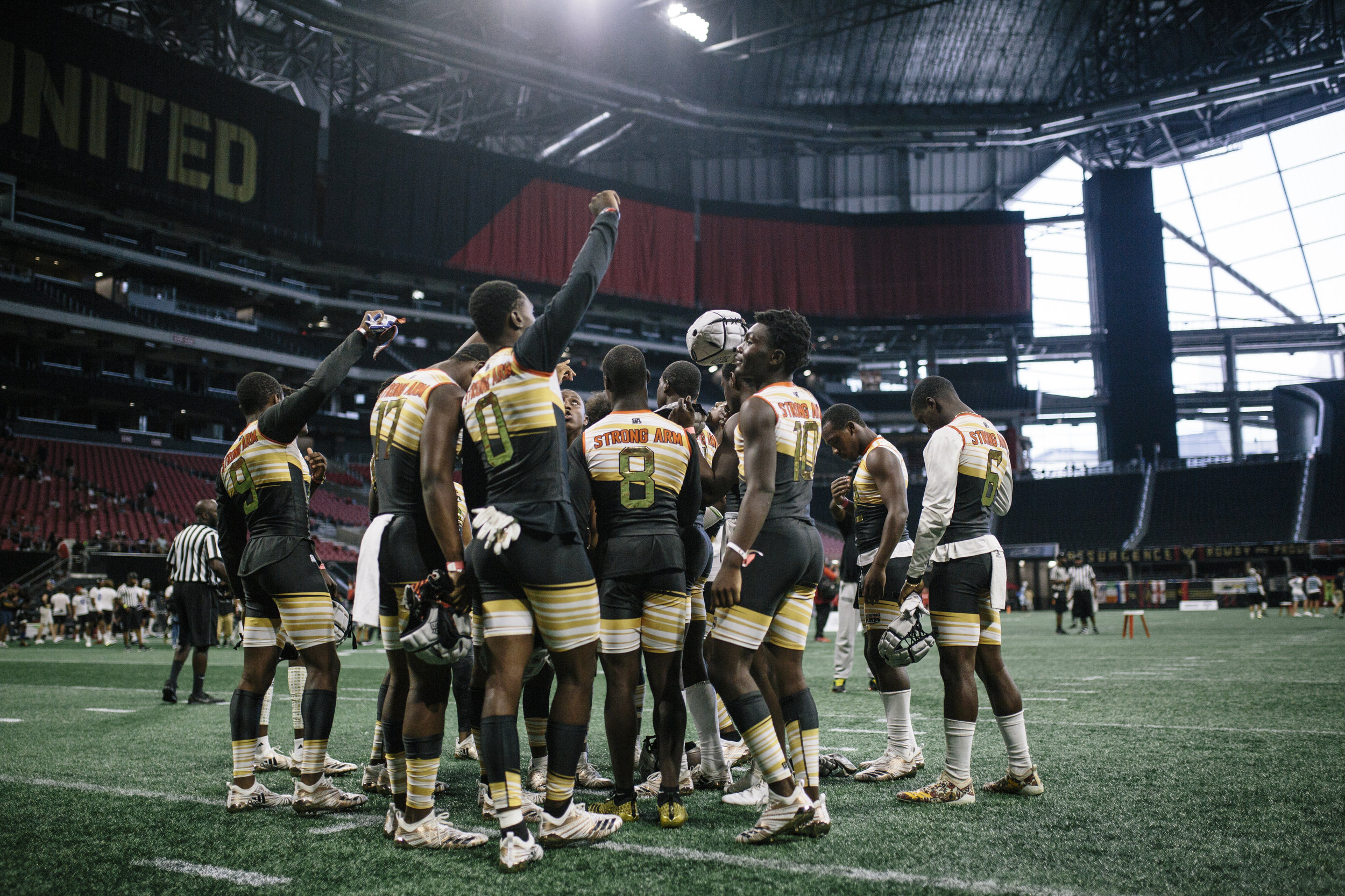 Pylon 7v7 National Championship - shot for NFL