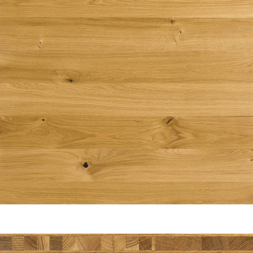 ALFA - oak panel