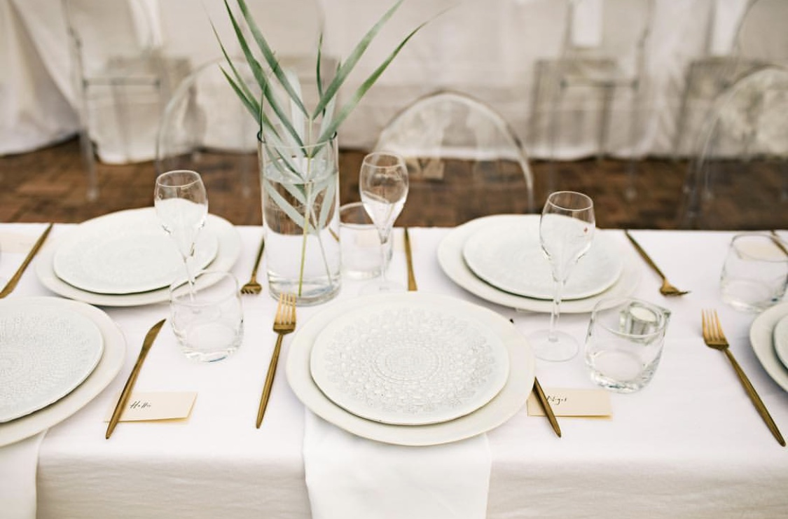 Our White Tablecloths at  Diner En Blanc Tauranga , image by  Swift & Click