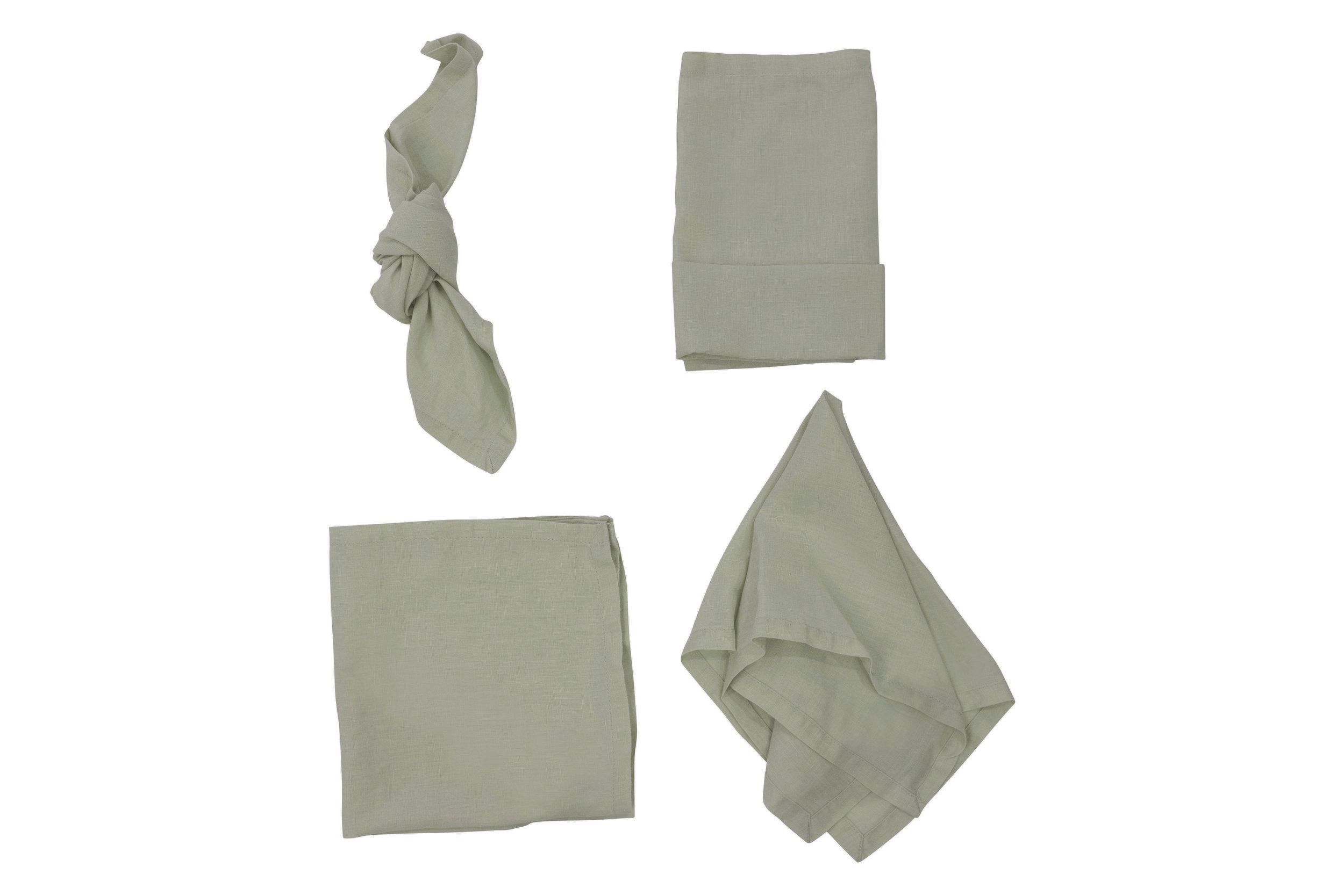 Sage Napkin, $2.70 inc GST & Cleaning, enquire  here