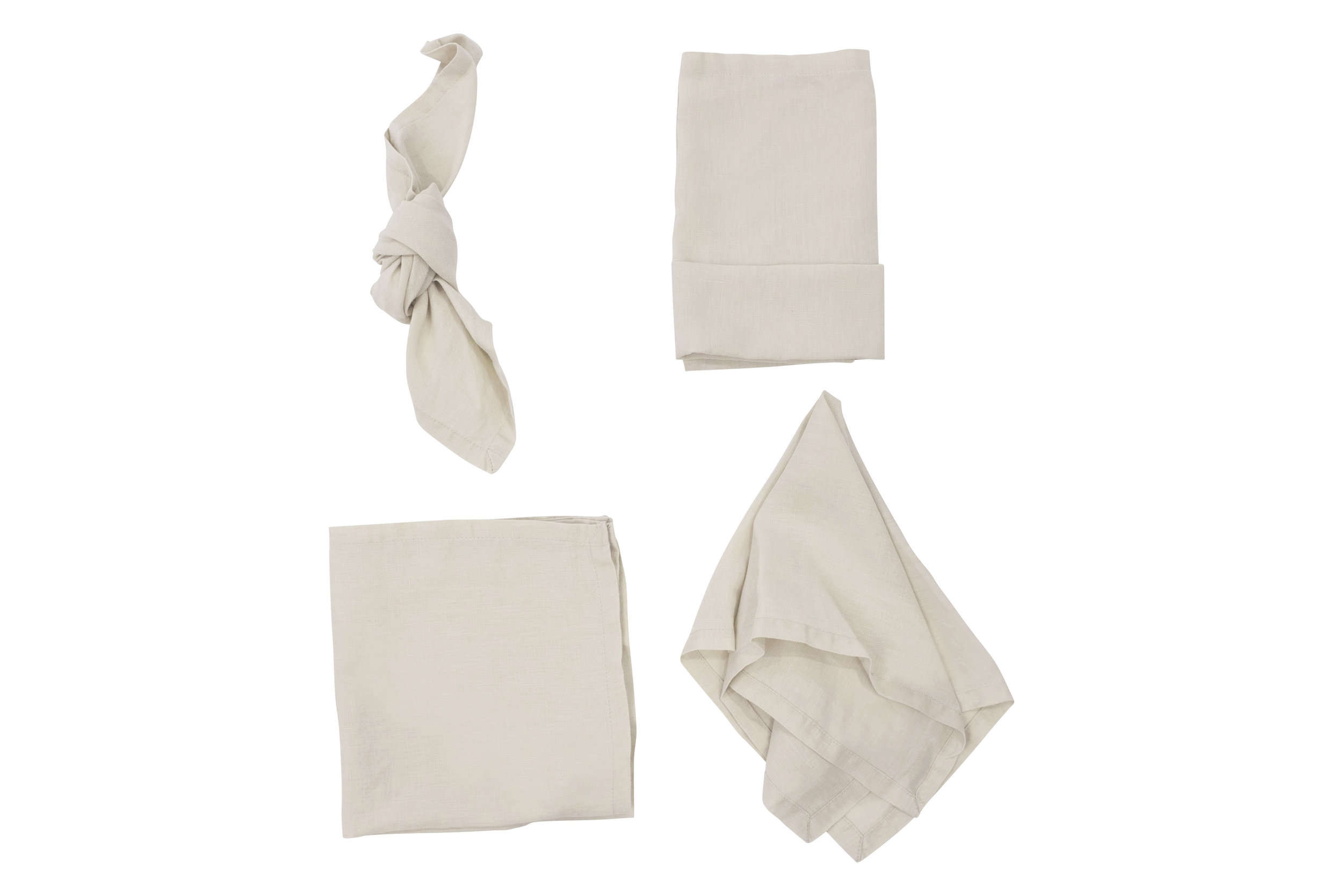 Sand Napkin, $2.70 inc GST & Cleaning, enquire  here