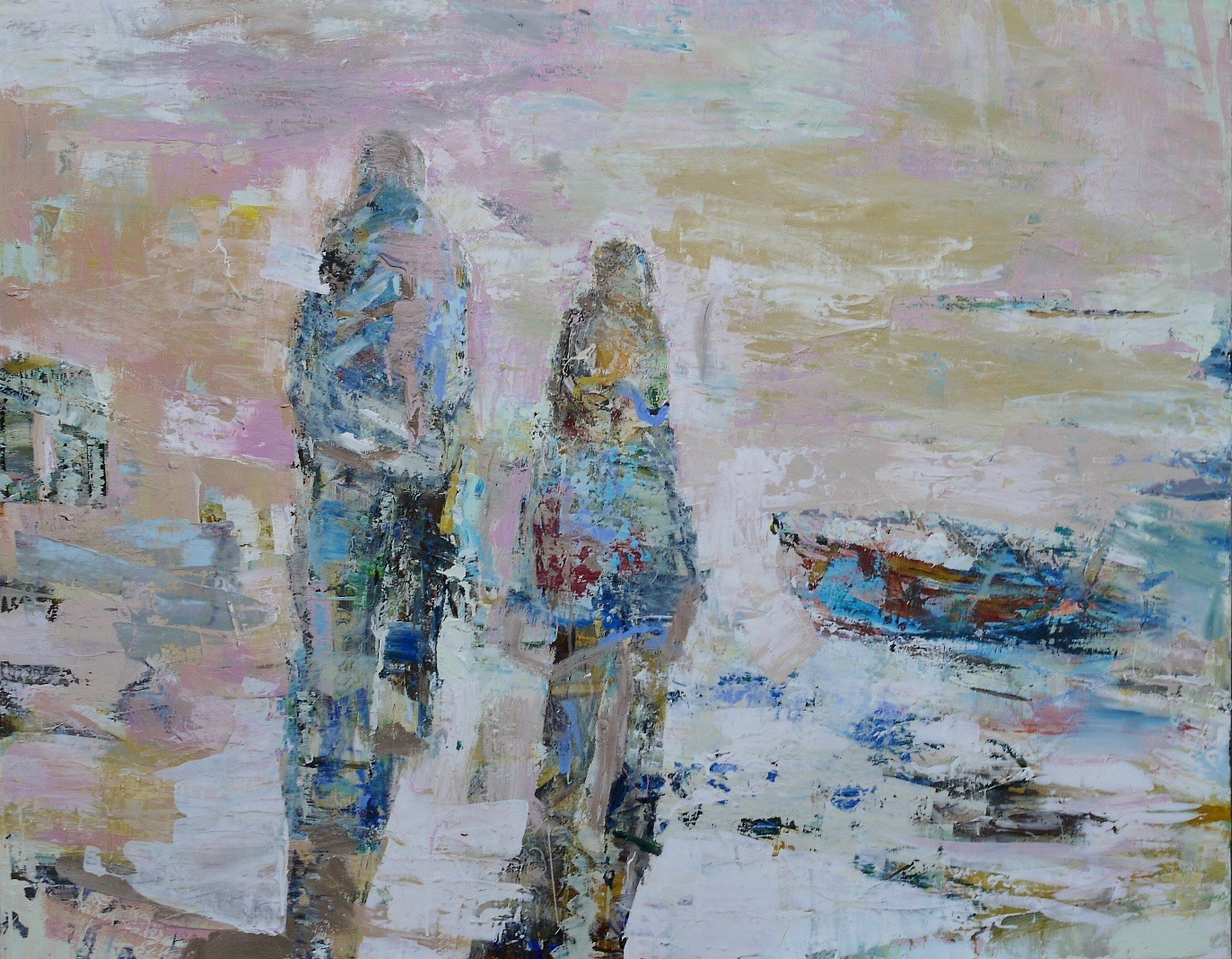 """48"""" x 60"""" (2) at Selby Fleetwood sold"""