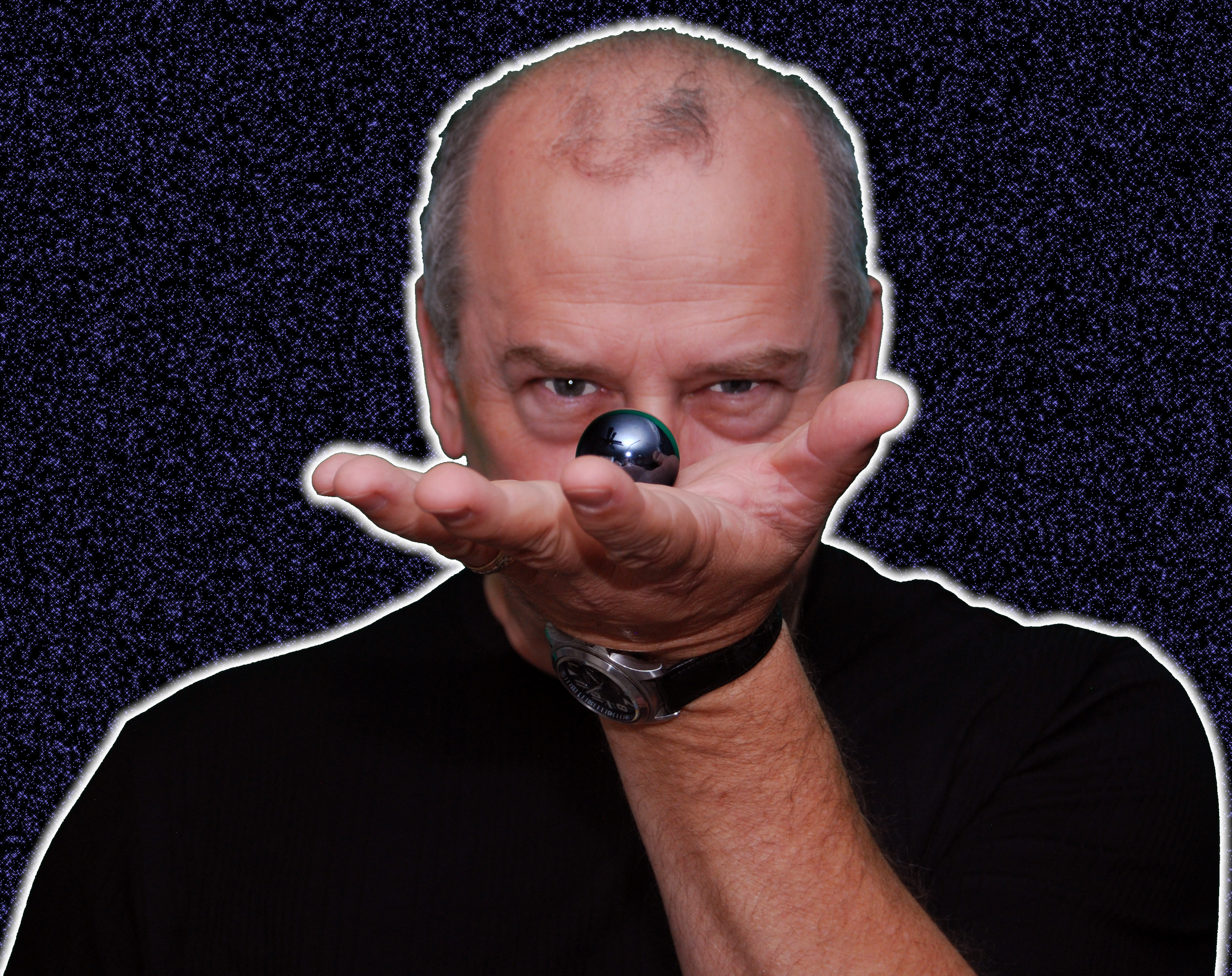 Master Magician/Mentalist Doug Anderson