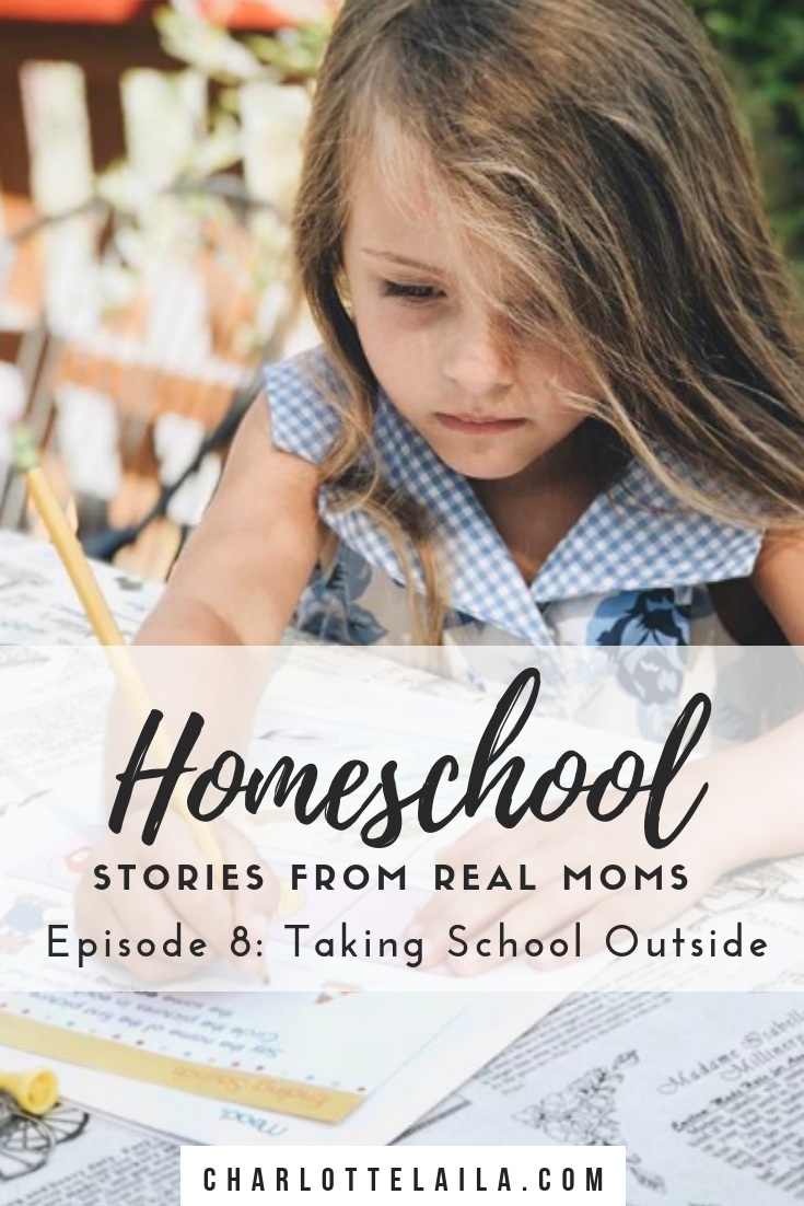 Last month we introduced a new theme on our blog - stories about homeschooling told from real moms. These posts are to encourage you along your homeschooling journey, share experiences and connect with other homeschooling moms all over the world.   This week's homeschooling story is from Breanne. Read below to hear her story about her first year homeschooling her daughter and how she is taking homeschooling outside to learn in nature.