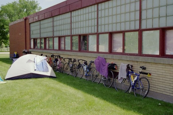 just a reminder tomorrow is National Bike to School Day
