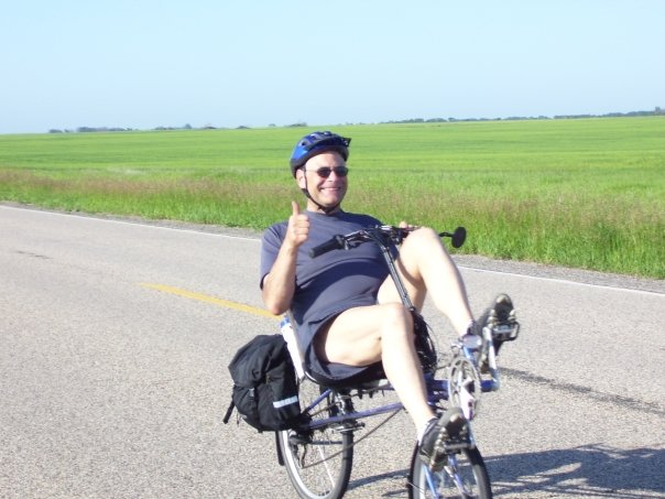 21 days until Bike the Border thumbs up