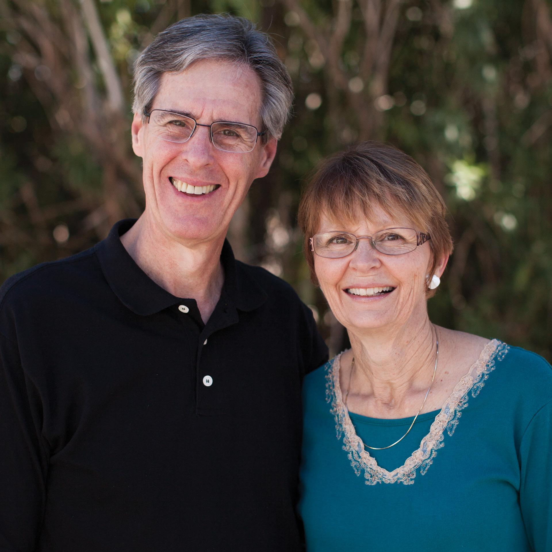 Dr. Wilf & Arlene Meeds